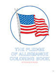 Pledge of Allegiance Coloring Book