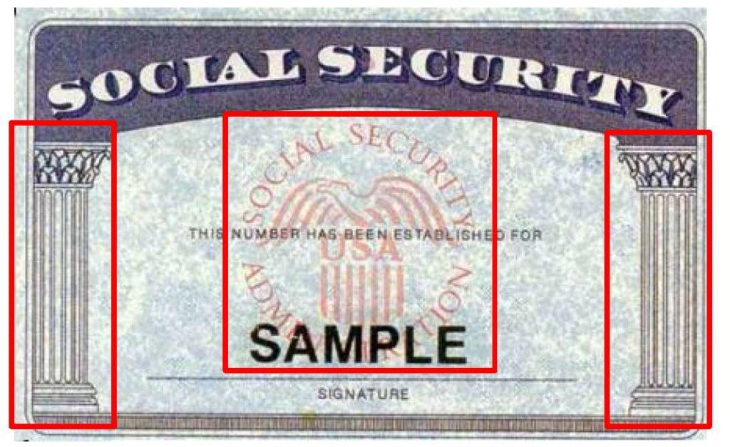 Proof Of Social Security Number Senator Bob Mensch
