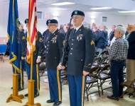 April 12, 2018 - Vietnam Veterans Pinning Ceremony